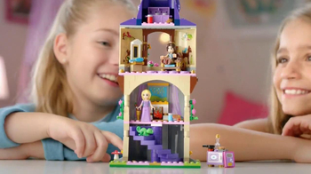 LEGO Disney Princess Rapunzel's Tower TV Spot