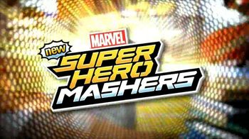Marvel Super Hero Mashers TV Spot, 'Heroic Hokey Pokey' - Thumbnail 1