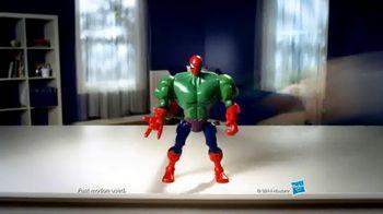 Marvel Super Hero Mashers TV Spot, 'Heroic Hokey Pokey' - Thumbnail 10