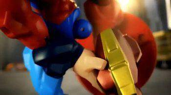 Marvel Super Hero Mashers TV Spot, 'Heroic Hokey Pokey' - Thumbnail 6