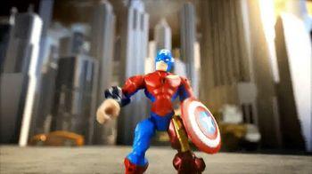 Marvel Super Hero Mashers TV Spot, 'Heroic Hokey Pokey' - Thumbnail 7