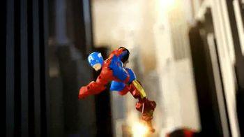 Marvel Super Hero Mashers TV Spot, 'Heroic Hokey Pokey' - Thumbnail 8