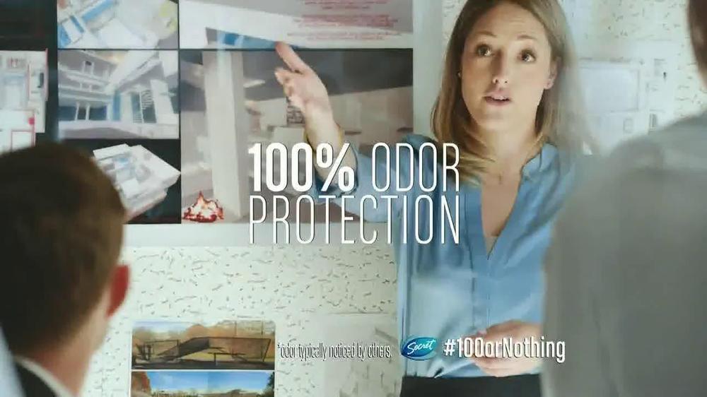 Secret Clinical Strength TV Commercial, 'Presentation'