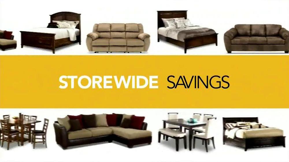 Ashley Furniture Homestore National Sale Amp Clearance Tv Spot Ispot Tv