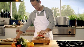 Hillshire Farm Oven Roasted Turkey Breast TV Spot, 'Tastes Fresh'