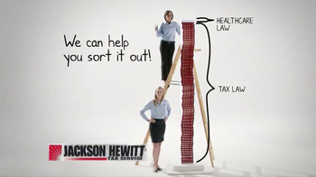 Jackson Hewitt TV Spot, 'The Affordable Care Act' - Thumbnail 10