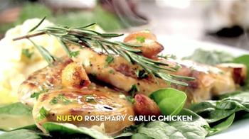Olive Garden Menú de 575 Calorías TV Spot [Spanish] - Thumbnail 10