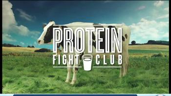 Got Milk? TV Spot, 'Fight Club: Milk vs. Breakfast Sausage' - Thumbnail 1