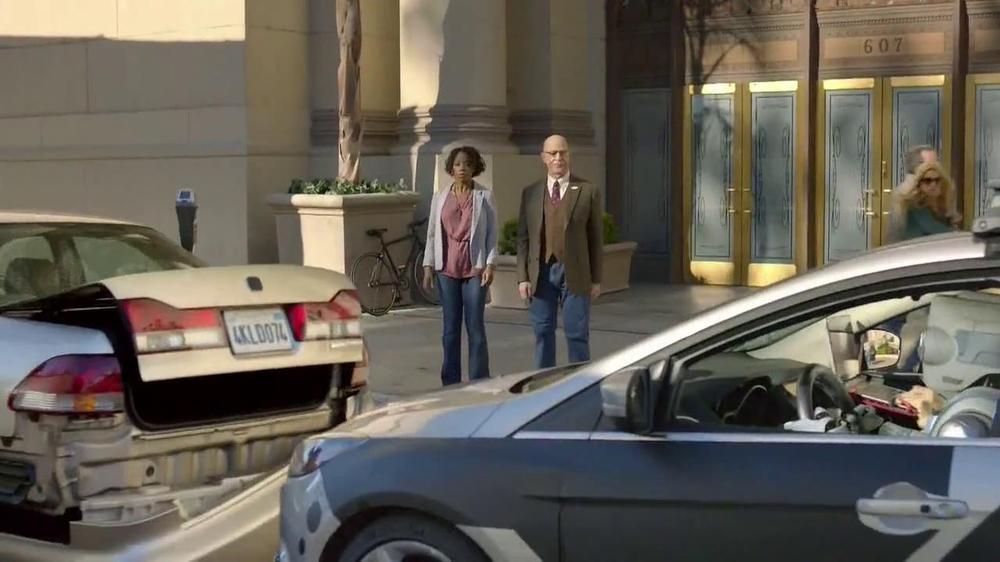 Farmers Insurance TV Commercial, 'Robo Driver'