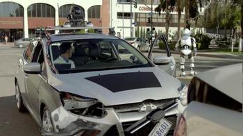 Farmers Insurance TV Spot, 'Robo Driver' - Thumbnail 10