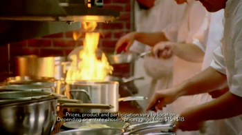 Carrabba's Grill Festa Di Carrabba TV Spot, 'Make Tonight Special' - Thumbnail 4