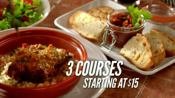 Carrabba's Grill Festa Di Carrabba TV Spot, 'Make Tonight Special' - Thumbnail 6