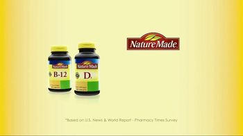 Nature Made TV Spot, 'Pharmacist Recommended' - 3180 commercial airings