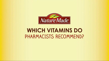 Nature Made TV Spot, 'Pharmacist Recommended' - Thumbnail 2