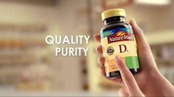 Nature Made TV Spot, 'Pharmacist Recommended' - Thumbnail 7