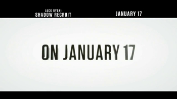 Jack Ryan: Shadow Recruit - Alternate Trailer 8