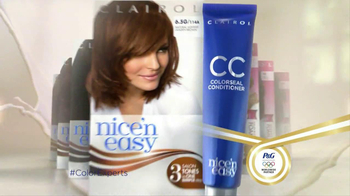 Clairol Nice 'N Easy Colorseal Conditioner TV Spot - Thumbnail 8