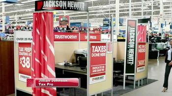 Jackson Hewitt TV Spot, 'Business Questions' - Thumbnail 1