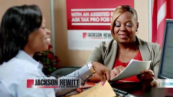 Jackson Hewitt TV Spot, 'Business Questions' - Thumbnail 10