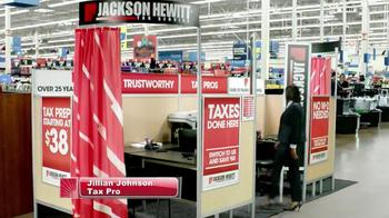 Jackson Hewitt TV Spot, 'Business Questions' - Thumbnail 2