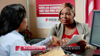 Jackson Hewitt TV Spot, 'Business Questions' - Thumbnail 7