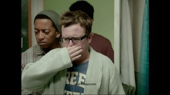 Pine Sol TV Spot, 'Fraternity Party' - 675 commercial airings