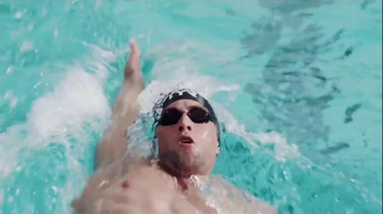 TYR TV Spot Featuring Matt Grevers - 7 commercial airings