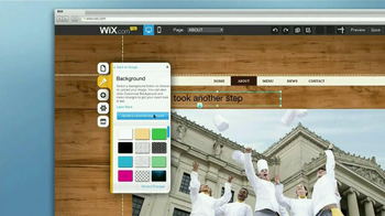 Wix.com TV Spot, 'Do It Yourself' - Thumbnail 6