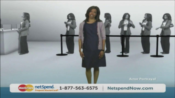 NetSpend Prepaid MasterCard 2 TV Spot, 'Used to be Me' - Thumbnail 2