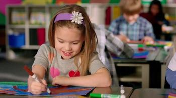 Crayola Ultra-Clean Markers TV Spot, 'Classroom' - Thumbnail 1