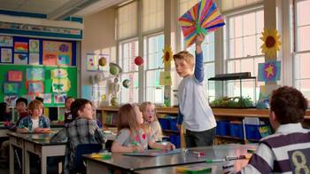 Crayola Ultra-Clean Markers TV Spot, 'Classroom' - Thumbnail 2