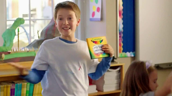 Crayola Ultra-Clean Markers TV Spot, 'Classroom' - Thumbnail 4