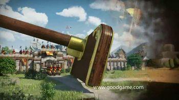 Goodgame Empire TV Spot
