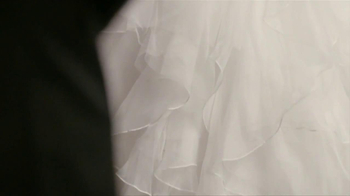 David's Bridal TV Spot, 'The Invisible Man' - Thumbnail 9