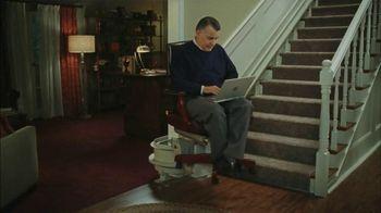 Kayak TV Spot, 'Stairlift' - 4293 commercial airings