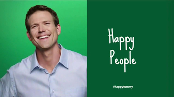 Activia TV Spot, 'Happy Tummies'