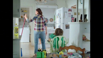 Pine Sol TV Spot, 'Behind the Fridge' - Thumbnail 1