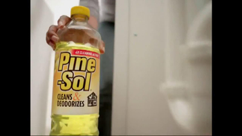 Pine Sol TV Spot, 'Behind the Fridge' - Thumbnail 10