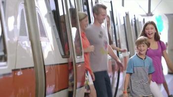 Walt Disney World Resort Hotels TV Spot, 'Magic' - Thumbnail 2