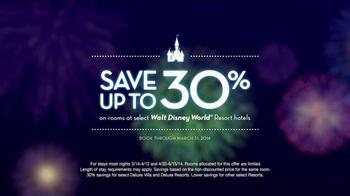 Walt Disney World Resort Hotels TV Spot, 'Magic' - Thumbnail 7