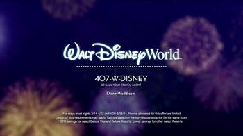 Walt Disney World Resort Hotels TV Spot, 'Magic' - Thumbnail 8