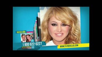 TVyNovelas TV Spot, 'Nuevo Año' [Spanish]