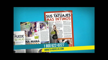 TVyNovelas TV Spot, 'Nuevo Año' [Spanish] - Thumbnail 6