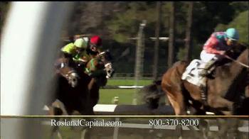 Rosland Capital TV Spot, 'Race Track' - Thumbnail 5