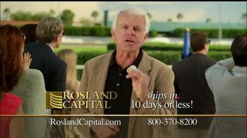 Rosland Capital TV Spot, 'Race Track' - Thumbnail 6