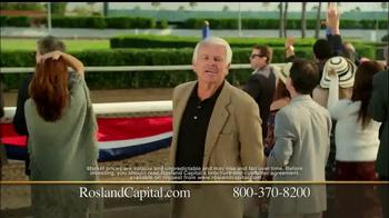 Rosland Capital TV Spot, 'Race Track' - Thumbnail 8