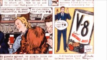 V8 Juice TV Spot, 'How Ronald Reagan Discovered V8' - Thumbnail 7