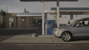 Subaru TV Spot, 'Dog Tested: Gas Station' - Thumbnail 1
