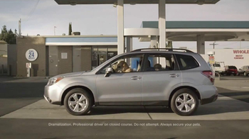 Subaru TV Spot, 'Dog Tested: Gas Station' - Thumbnail 2