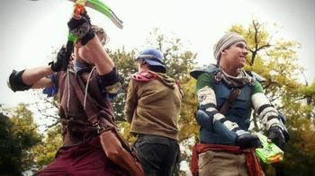 Nerf Zombie Strike Crossfire Bow TV Spot - 1055 commercial airings